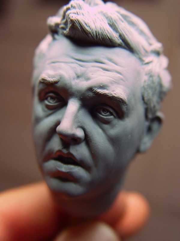 Adam Beane e suas Esculturas mais do que Realistas