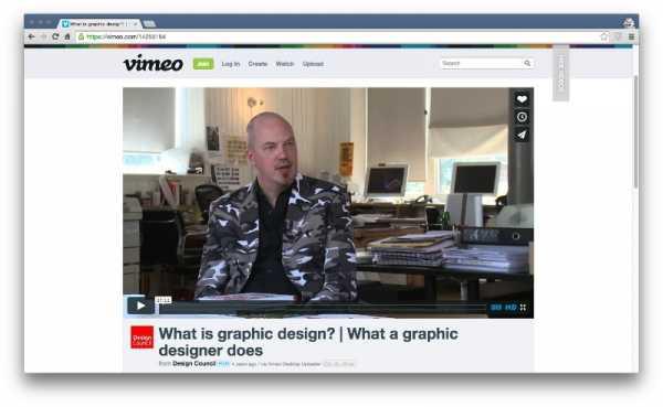 O que é design gráfico?