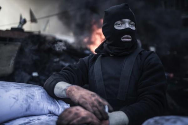 Barbaros Kayan e seus Retratos de Kiev