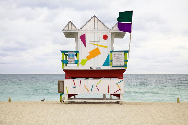 Miami Houses do Leo Caillard