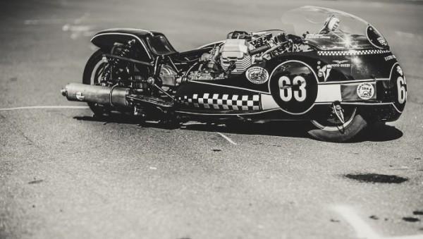Laurent Nivalle: Cafe Racer Festival