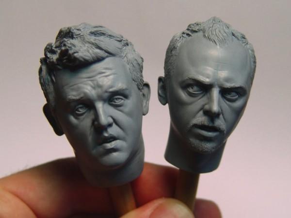 As Esculturas de Adam Beane