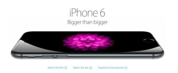 Usando seus Polegares com um iPhone