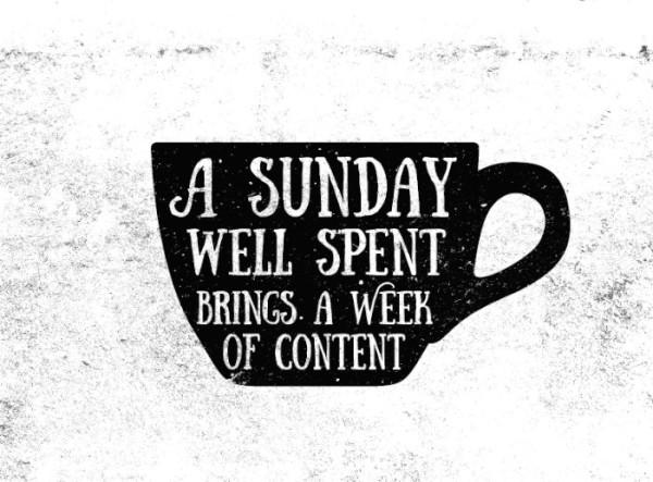 Sunday Font – A Fonte Gratuita da Semana