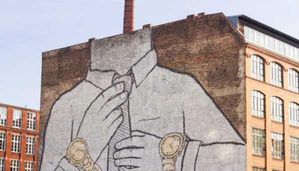 BLU e seus murais perdidos em Berlin