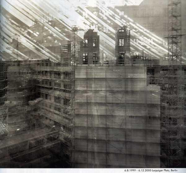 Michael Wesely: Fotografia de Longa Exposição