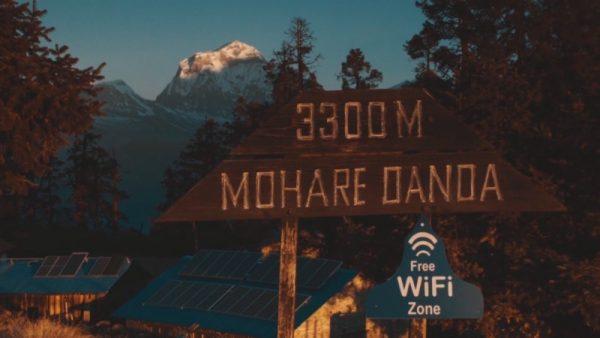 Hiking for Emails – A História de Mahabir Pun