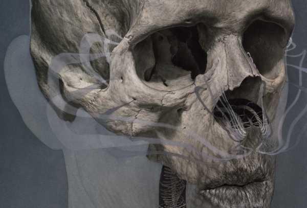 Os Auto Retratos Experimentais de Ian Ingram