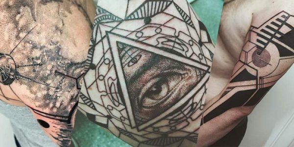Fugindo das Tendências da Tatuagem com Thomas Sinnamond