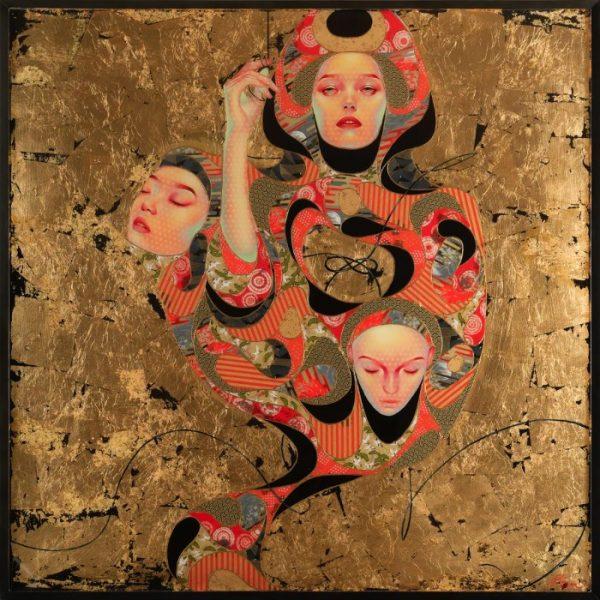 Lauren Brevner: Arte Inspirada no Japão