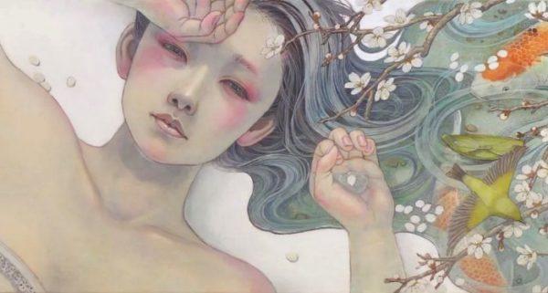 A Arte Surrealista de Miho Hirano