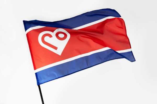 Um Rebranding da Coréia do Norte pela Snask