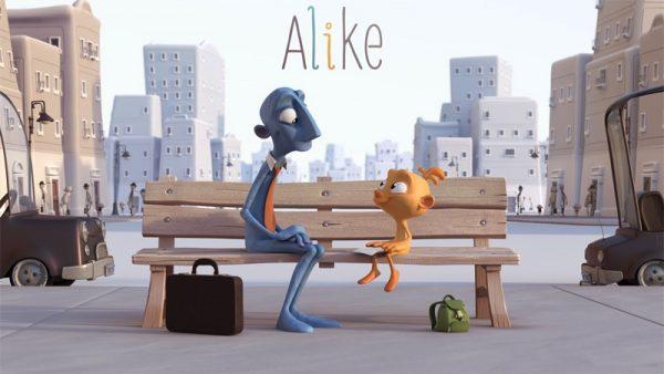 Alike: Um Curta Metragem que mostra que ninguém sabe qual é o caminho certo na vida