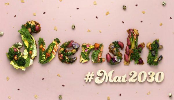 #Mat2030: Tipografia de Alimentos para a Axfood pelo pessoal da Snask
