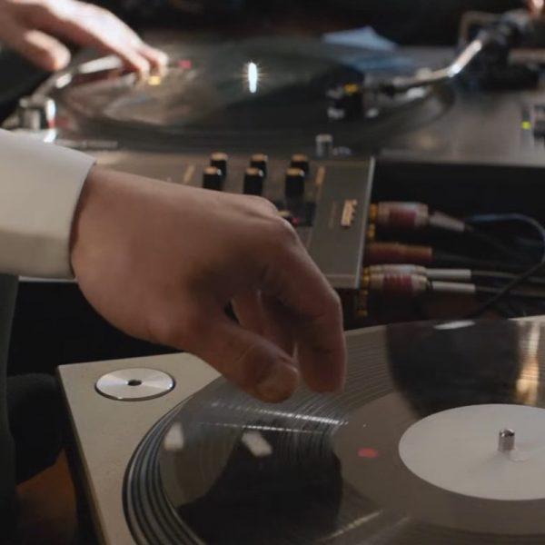 A Primeira Orquestra de Vitrolas em um video da Panasonic