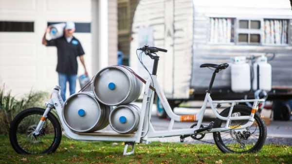 Supermarché é a Cargo Bike dos sonhos de todo mundo