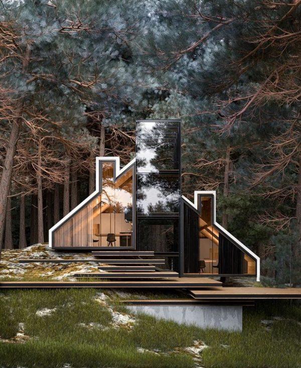 York House no design de Alex Nerovnya