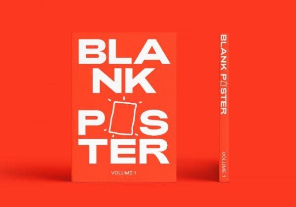 Blank Poster: Um Livro de Poster Experimentais