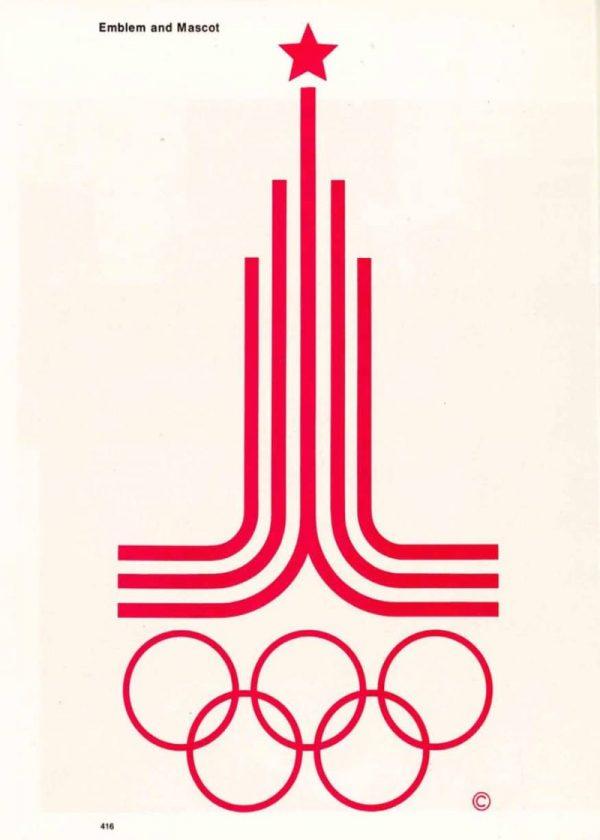 Criando o Logo das Olimpíadas de Moscou em 1980 com Vladimir Arsentyev