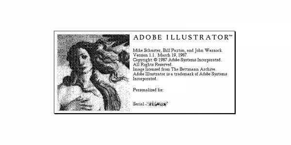 Adobe Illustrator – Quando o mundo era mais simples…