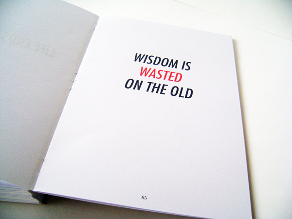 Provérbios Modernos por Nikki Farquharson
