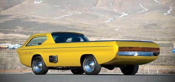 Dodge Deora: O Futuro dos Automóveis visto pelo olhar de 1965