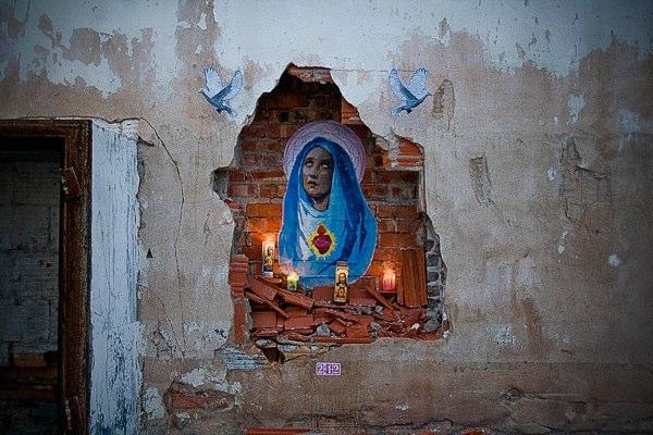 2:12, Virgin Mary, Galveston