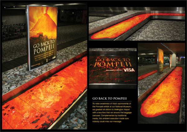 Visa Pompeii