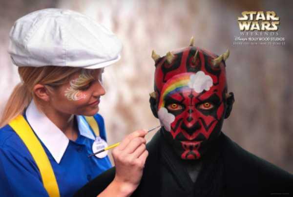 Star Wars Weekend na Disney