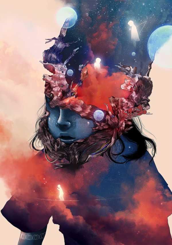 A Exploração Visual de Carolina Rodriguez Fuenmayor