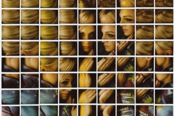 Maurizio Galimberti e seus Mosaicos de Polaroid