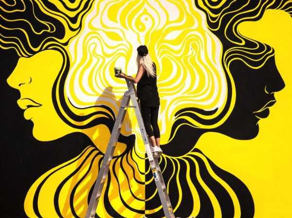 Os Corpos Femininos Ilustrados de Gina Kiel