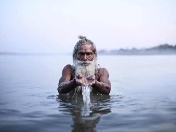 Os Homens Santos de Varanasi