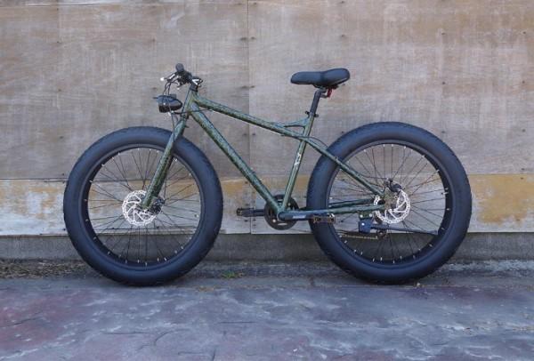 Isaiah All Terrain Fat Bike