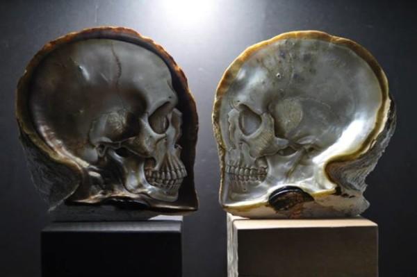 As Caveiras de Gregory Raymond Halili