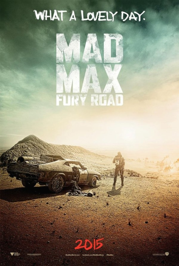 Mad Max: Road Fury