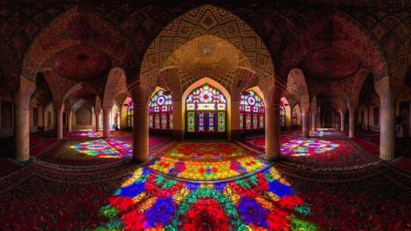 Mohammad Domiri e as Mesquitas Iranianas