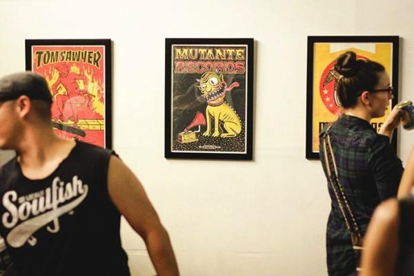 POGO – Hardcore punk posters