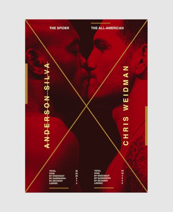 MMA Posters de Bogdan Kociuba