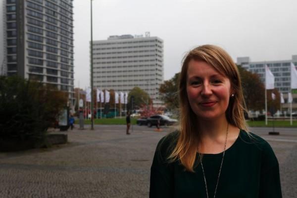 Creative Mornings Berlin com Ida Skivenes
