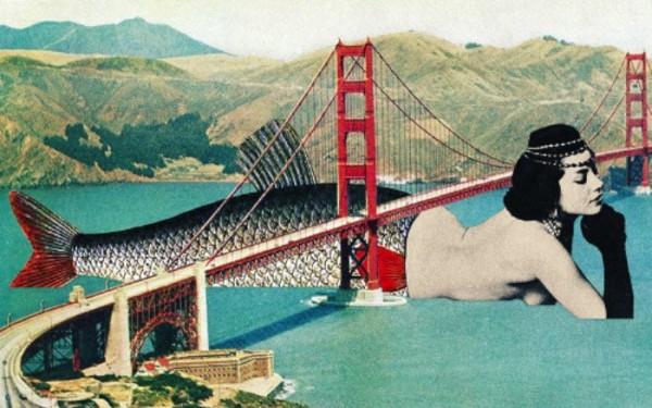 As Colagens Surrealistas de Eugenia Loli