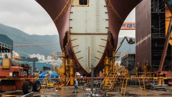 O Maior Navio do Mundo: Maersk Triple E