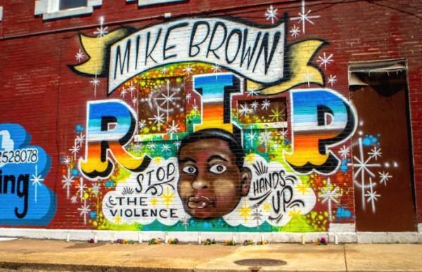 Michael Brown RIP