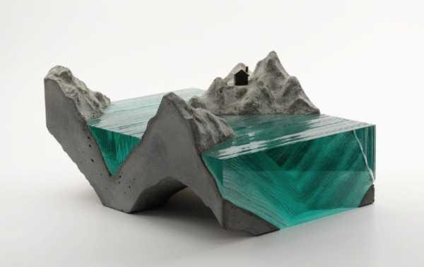 Esculturas de Vidro de Ben Young