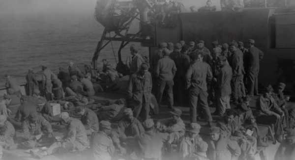 Fotografias da Segunda Guerra Mundial nunca vistas antes