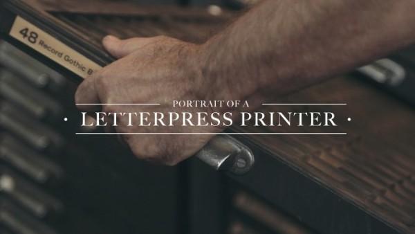 William Amer – O Retrato da Impressão em Letterpress