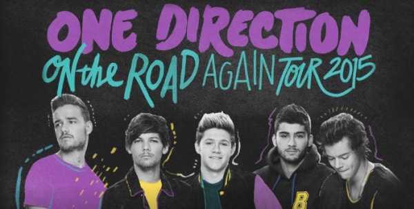 One Direction pelo Studio Moross