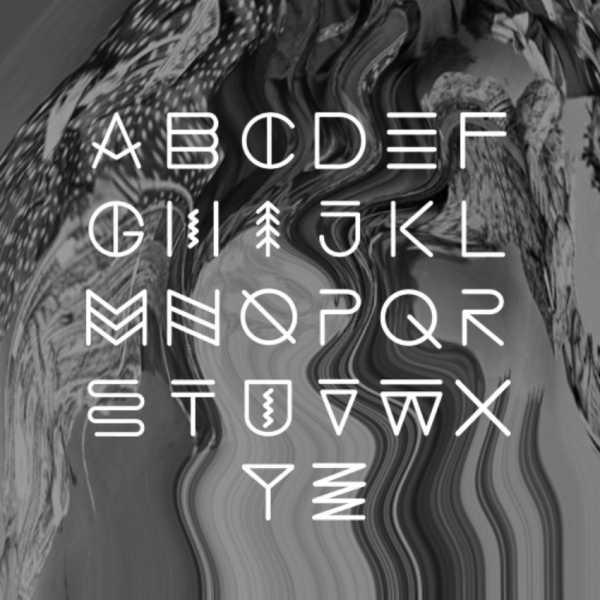 Simon Langlois: Experimentando com Tipografia e Design Gráfico
