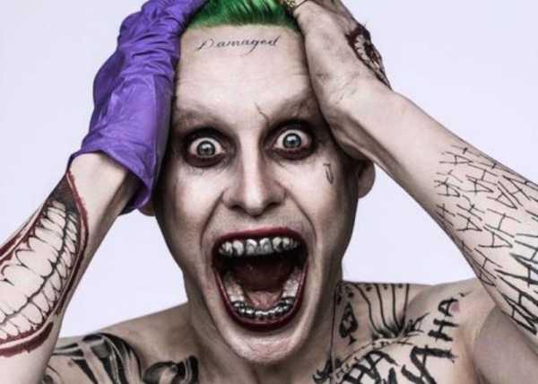 Suicide Squad: Jared Leto é o Coringa