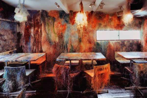 Tetchan Yakitori Bar pelo Kengo Kuma and Associates